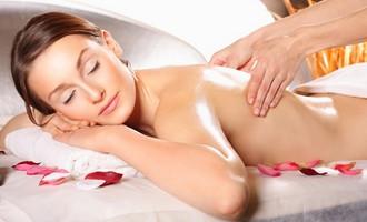 Thajská masáž aromatickými oleji